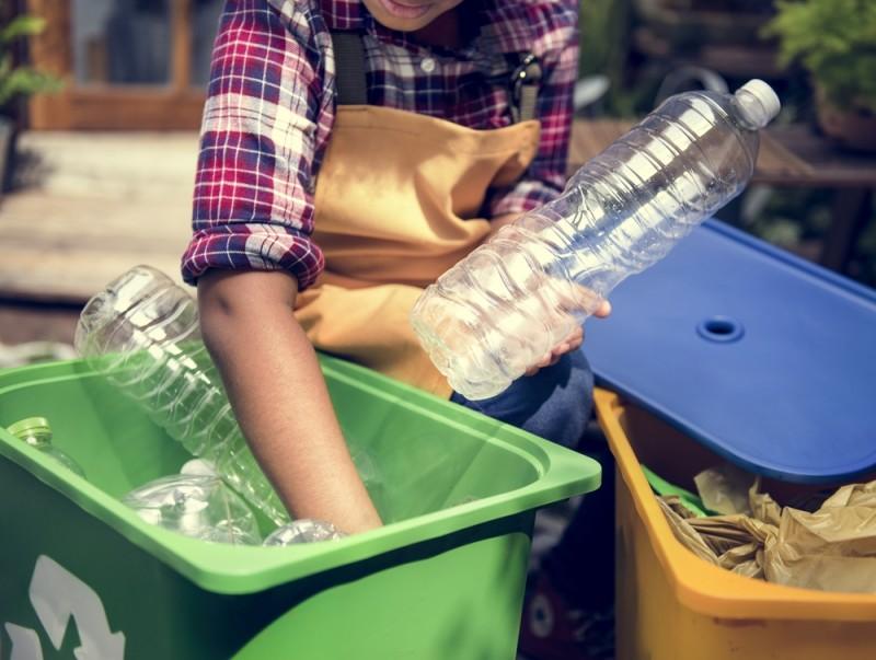 Stort utvalg av avfallsbøtter