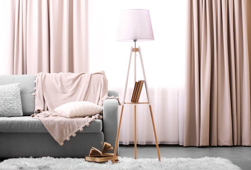Herlige gulvlamper for alle hjem