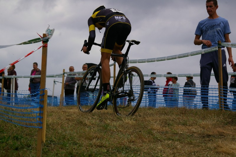 Cyclocross for asfalt og terreng